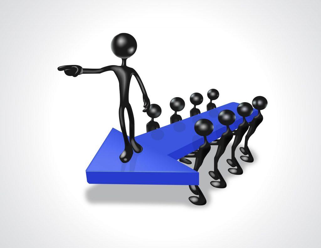 Vertrauensvolle Mitarbeiter spielen eine tragende Rolle im Unternehmen